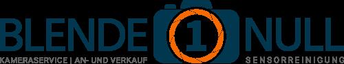 Blende1null Retina Logo